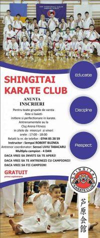 Shingitai karate club brasov webcam